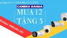 Siêu khuyến mãi camera Dahua