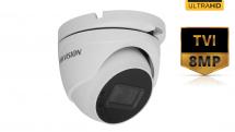Giới thiệu Camera dome 8MP Hikvision DS-2CE79U1T-IT3ZF