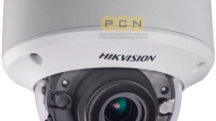 Giới thiệu Camera HDTVI dome 5MP Hikvision DS-2CE5AH0T-VPIT3ZF