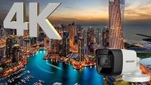 Giới thiệu Camera bullet 8MP Hikvision DS-2CE16U1T-ITF