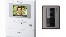 Hướng dẫn sử dụng bộ chuông hình Panasonic VL-SV30VN