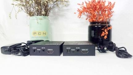 Giới thiệu bộ nối dài HDMI 150M qua LAN