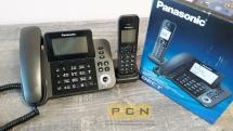 Review điện thoại mẹ con Panasonic KX-TGF320