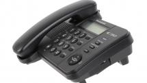 Giới thiệu điện thoại Panasonic KX-TS560