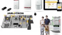 Giới thiệu hệ thống báo động chống trộm Jablotron 100