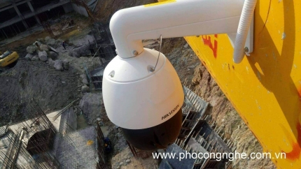 Giới thiệu Camera IP PTZ 2MP HIKvision DS-2DE5225IW-AE