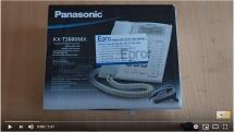 Review điện thoại để bàn Panasonic KX-TS880