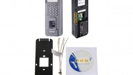 Giới thiệu máy chấm công vân tay Hikvision DS-K1T804MF