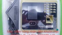 Hướng dẫn sử dụng Máy chấm công nhận diện khuôn mặt Ronald Jack F300plus