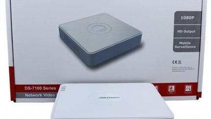 Hướng dẫn cách Backup dữ liệu đâu ghi hình Hikvision DS-7100 seri qua màn hình trực tiếp.